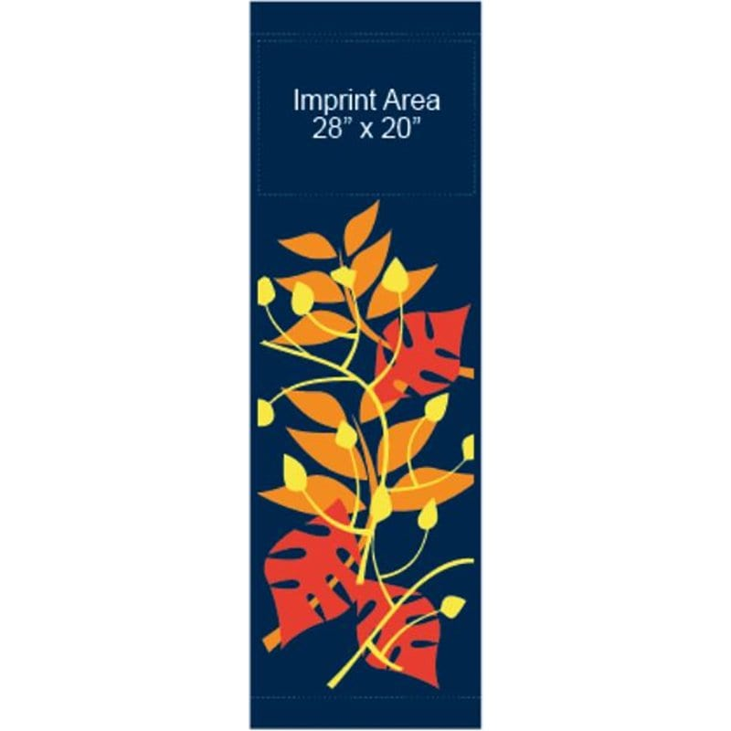 K-09314 Fall winter holiday banner