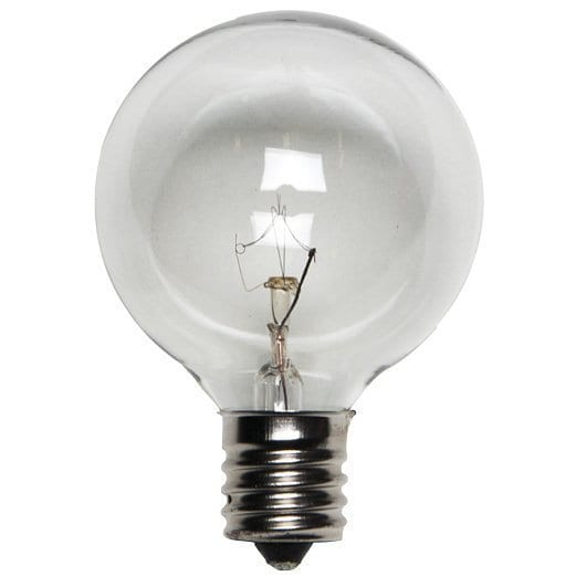 G50 Incandescent replacement light