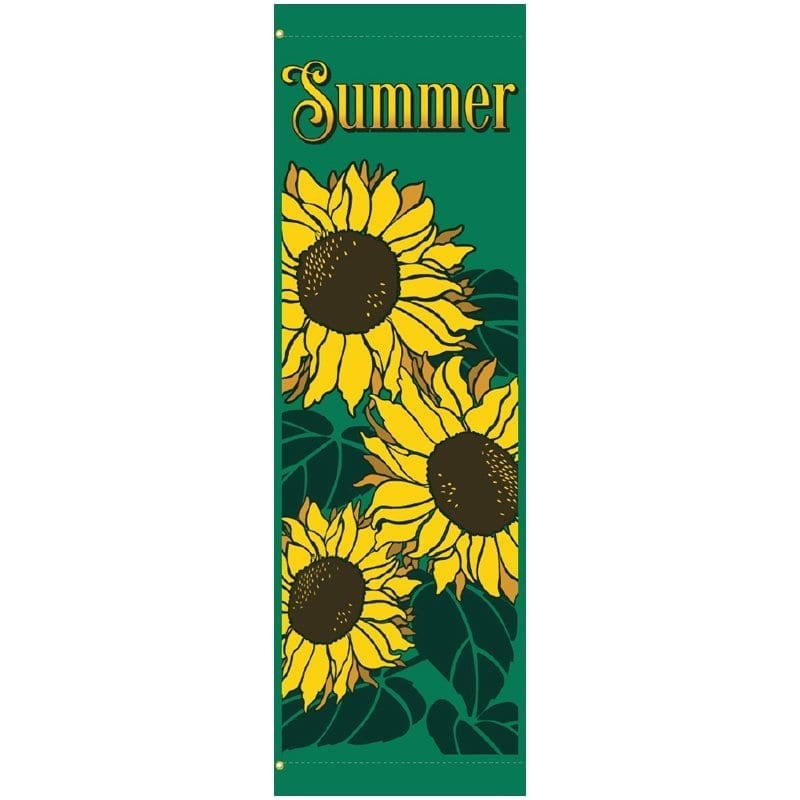 Sunflower Field 21804 spring summer banner