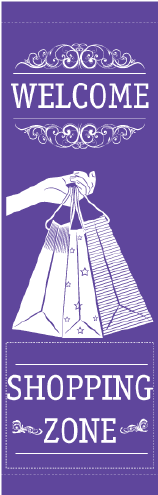 Shopping Banners