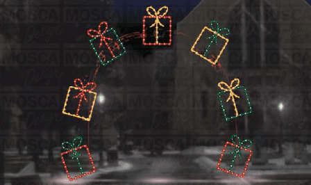 Gift Package Light Arch