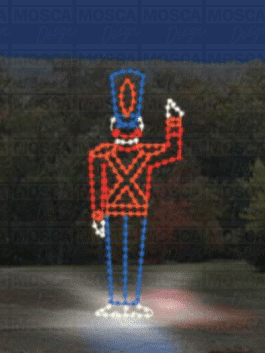 Directional Soldier Animated SSTL-43