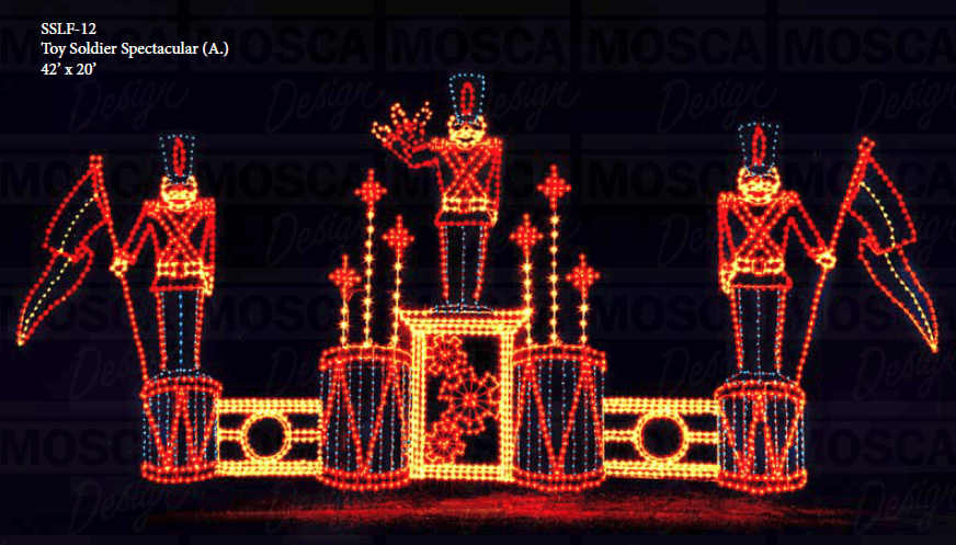Toy Soldier Spectacular