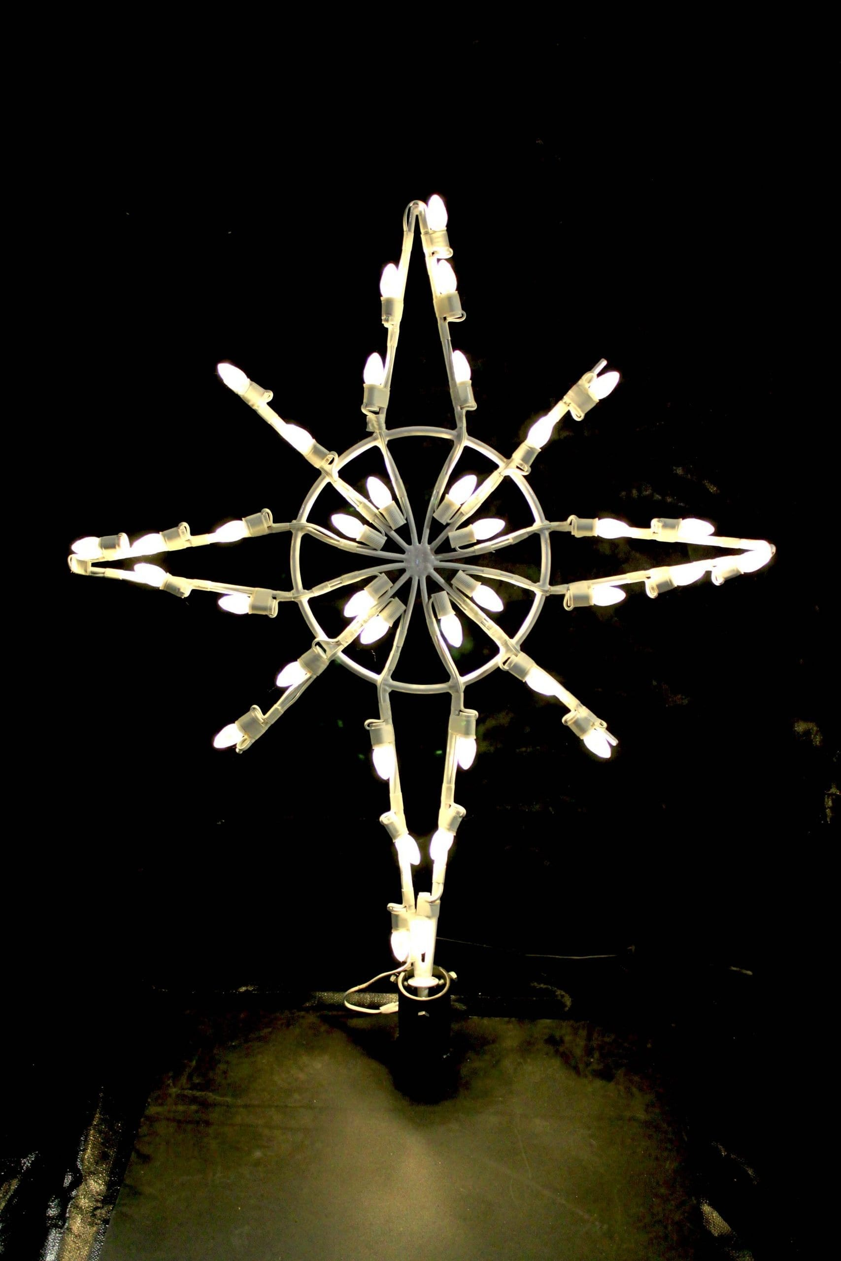 Nativity Star Flat