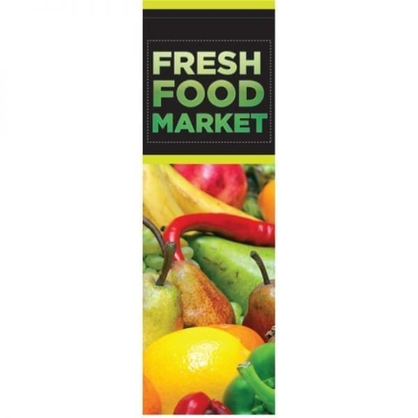 Fresh Produce 13933 shopping center banner