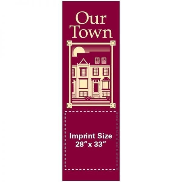 Our Town 99116 municipal banner