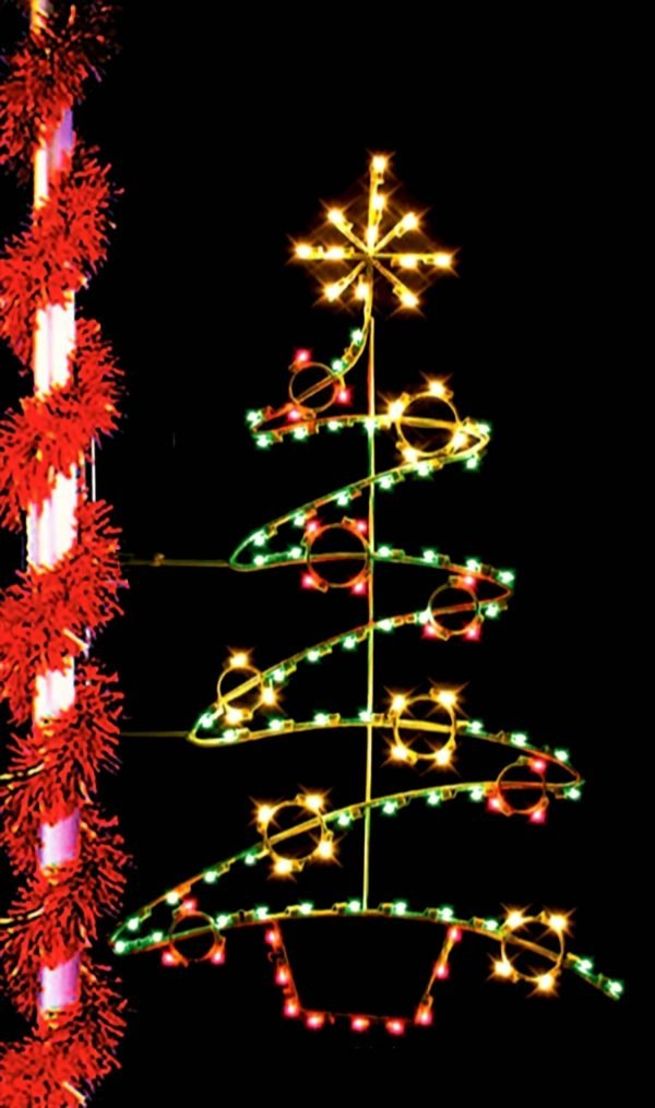 PMCT-110 Ornament Tree