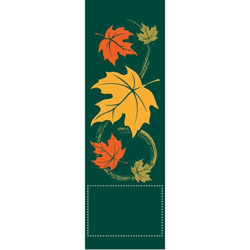 Whispering Winds 13217 fall winter holiday banner