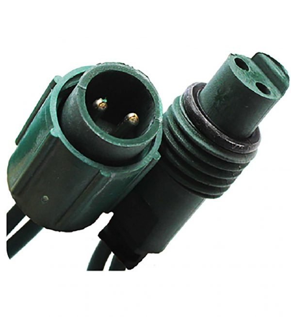 5mm Wide Angle Coax Plug