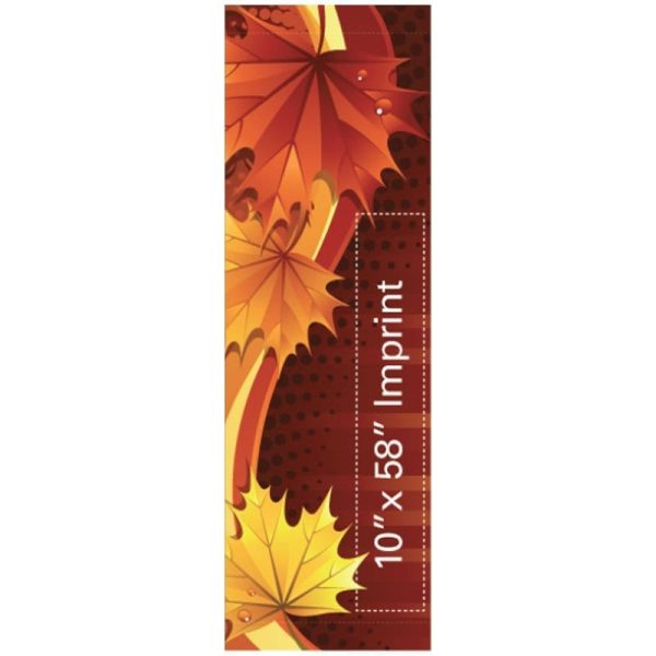 Autumn Maples 14941 fall winter holiday banner